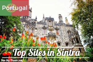 Top Sites in Sintra Portugal