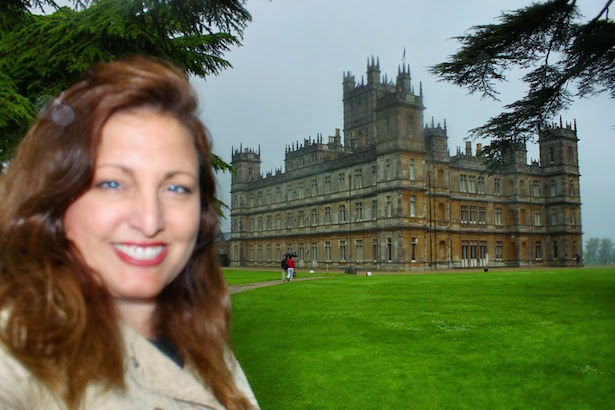 Visit to Highclere Castle