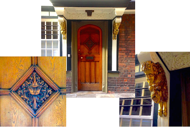 Oxford Door to Narnia