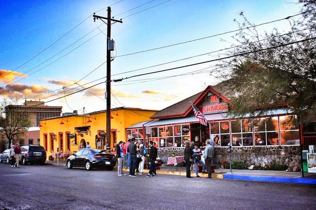 El Charro Mexican Restaurant Tuscon Az