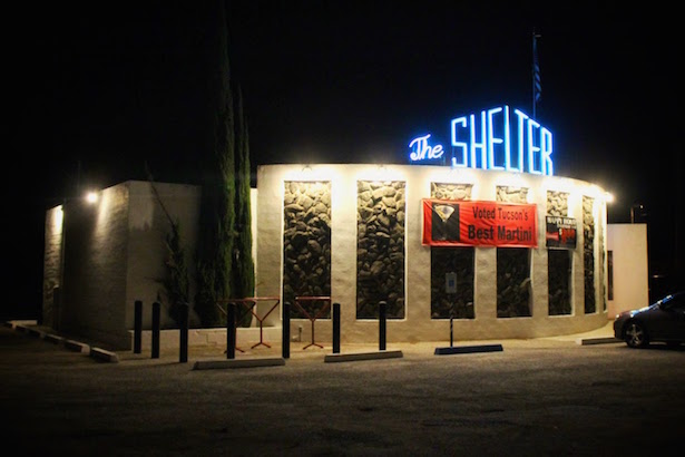 Tucson Restaurants - The Shelter