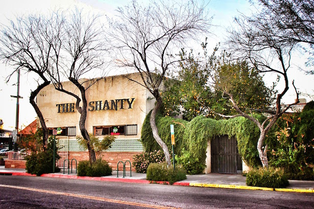 Tucson Restaurants - The Shanty