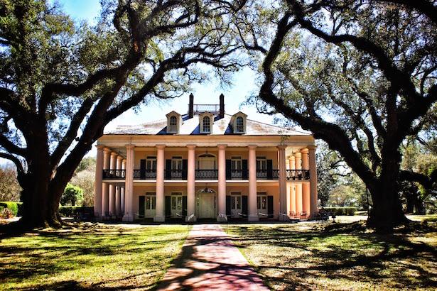 New Orleans Oak Alley Plantation