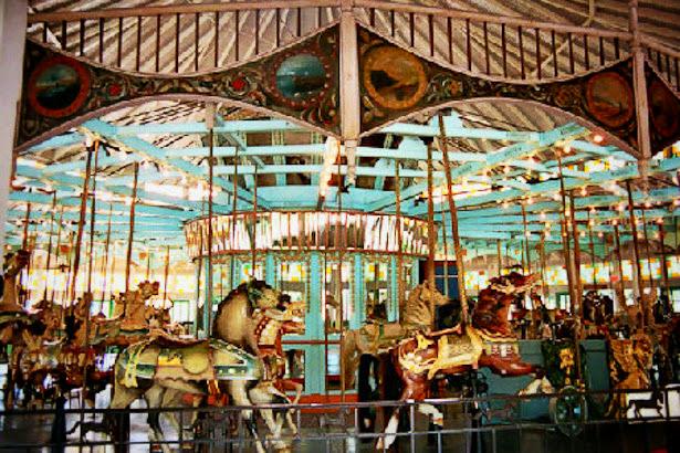 New Orleans City Park Carousel