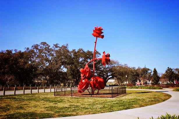 New Orleans City Park Sculptures