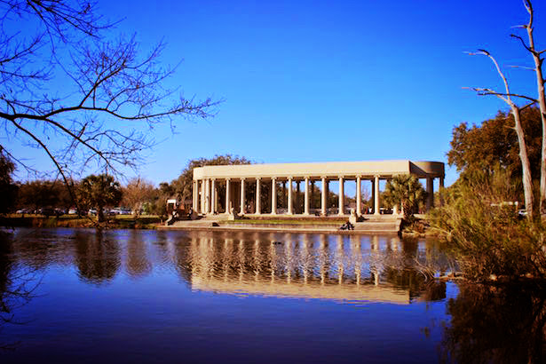 New Orleans City Park Peristyle