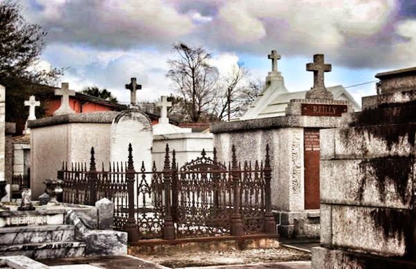 New Orleans Cemeteries Blueskytraveler Com