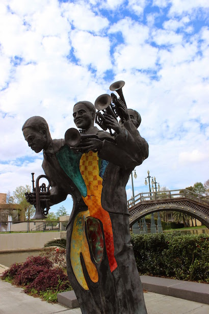 New Orleans Louis Armstrong Park