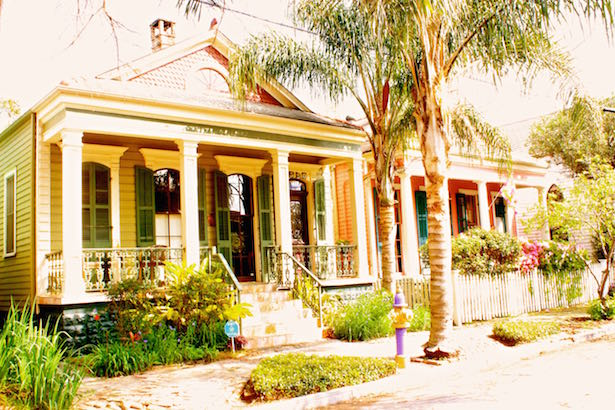 Algiers Point Homes