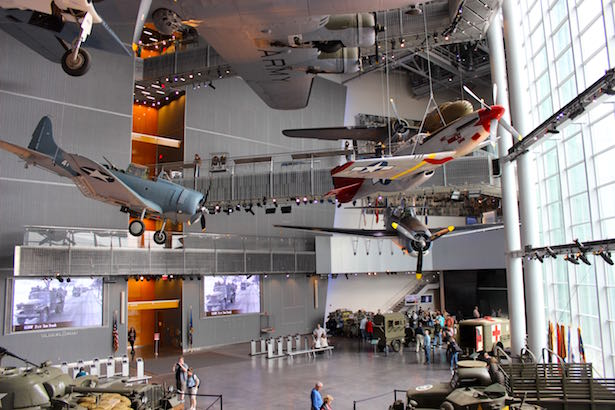Nola wwii museum coupons