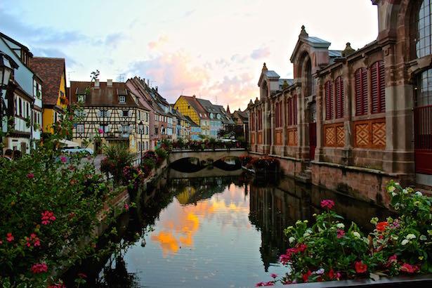 Colmar France - FIshmonger