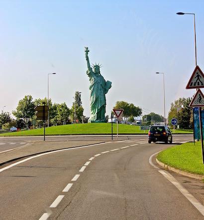 Bartholdi - Statue of Liberty - Colmar