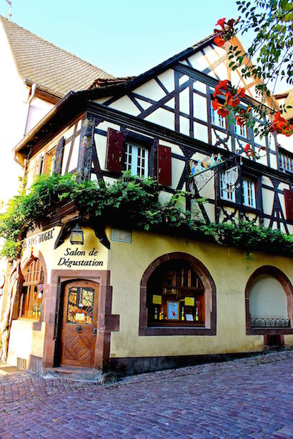 Riquewihr France  city images : Town of Riquewihr Alsace Region of France