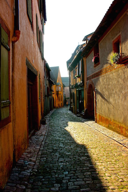 Riquewihr France  City pictures : Town of Riquewihr Alsace Region of France