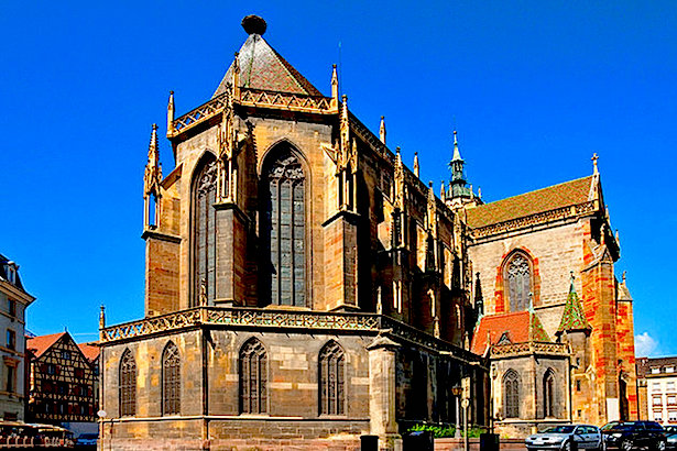 Colmar - St. Martin Church