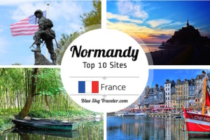 Normandy France Top 10