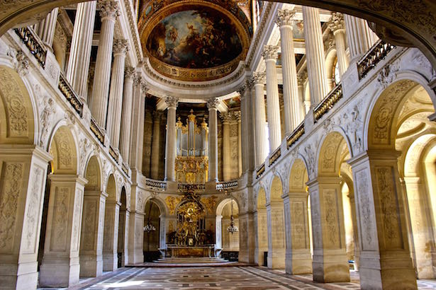 Versailles Interior