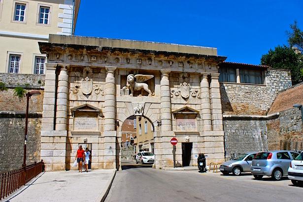 Zadar Land Gate