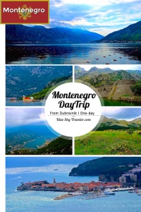 Montenegro Daytrip - BlueSkyTraveler.com