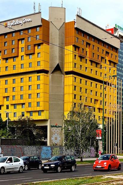 Sarajevo Holiday Inn