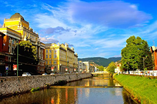 Sarajevo River