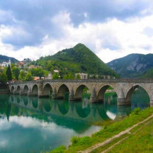 Visegradski Bridge