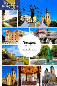 Hope for Sarajevo - BlueSkyTraveler.com