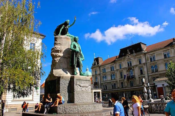 SLOVENIA - Ljubljana