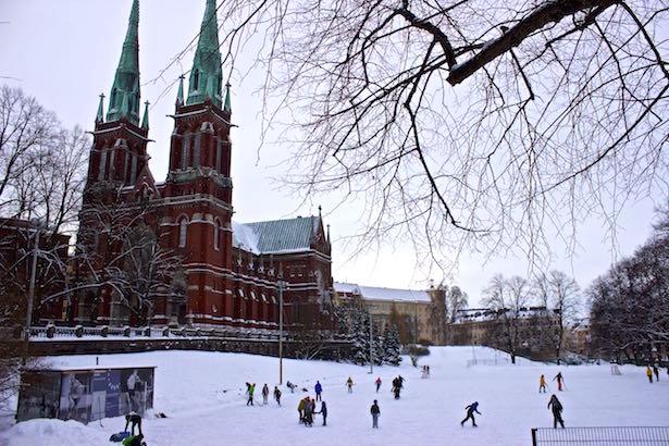 FInland.HelsinkiSecret.Church