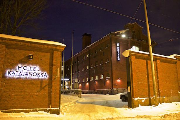 Finland.HelsinkiSecret.Hotel Katajanokka
