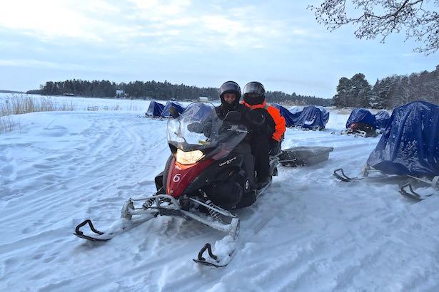 Finland.HelsinkiSecret.Snowmobile1