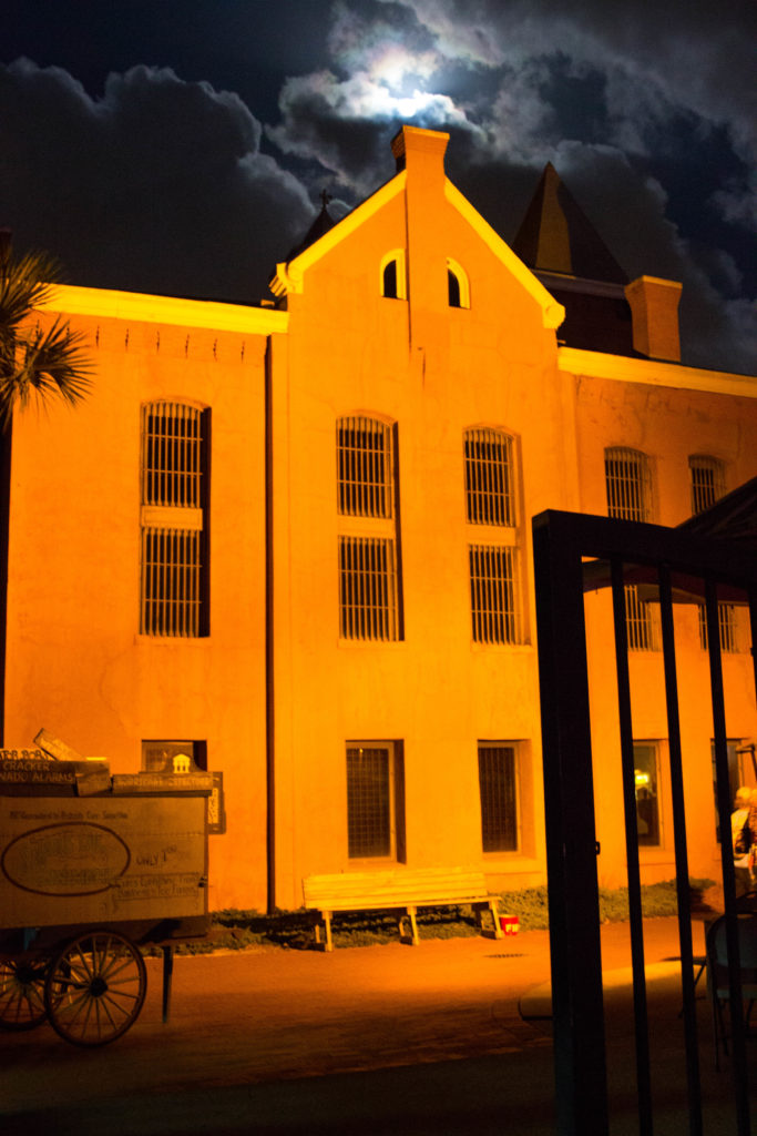 Photo: Teri Didjurgis • BlueSkyTraveler || St. Augustine Ghost Tour to the Old Jail