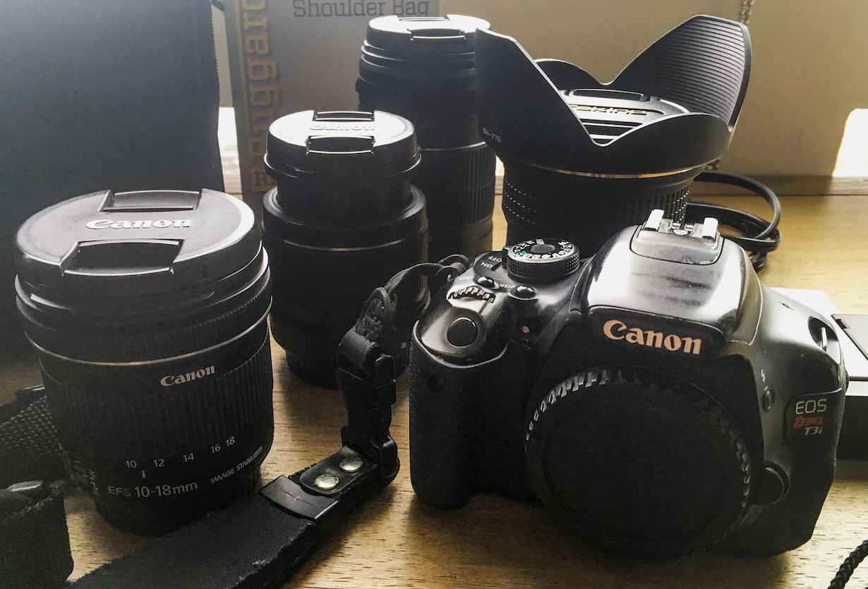 Selling your Camera Gear with KEH · BlueSkyTraveler com