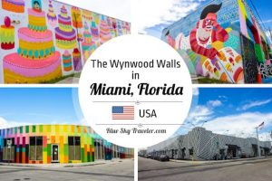 Street art - fan or foe? You might become a fan after walking Miami's Wynwood neighborhood - a museum of streets. See more at http://www.blueskytraveler.com/wp-content/uploads/2017/11/BlueSkyTraveler.WynwoodWalls.C-300x200.jpeg