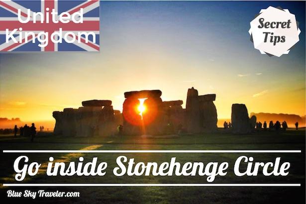 Stonehenge Circle