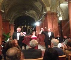 Love Duets at St. Mark's Opera