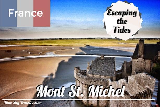Tides of Mont St. Michel