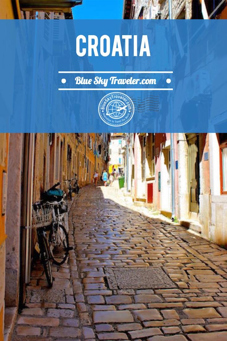 Inspiration to Travel to Croatia