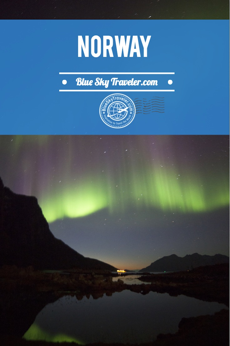 Inspiration to Travel to Norway  ~ Visit Norway ~  Cities include Oslo, Bergen, Stavanger, Trondheim and Tromsø to see fjord-indented coastline, mountains, ski resorts, lakes and woods and the Northern Lights