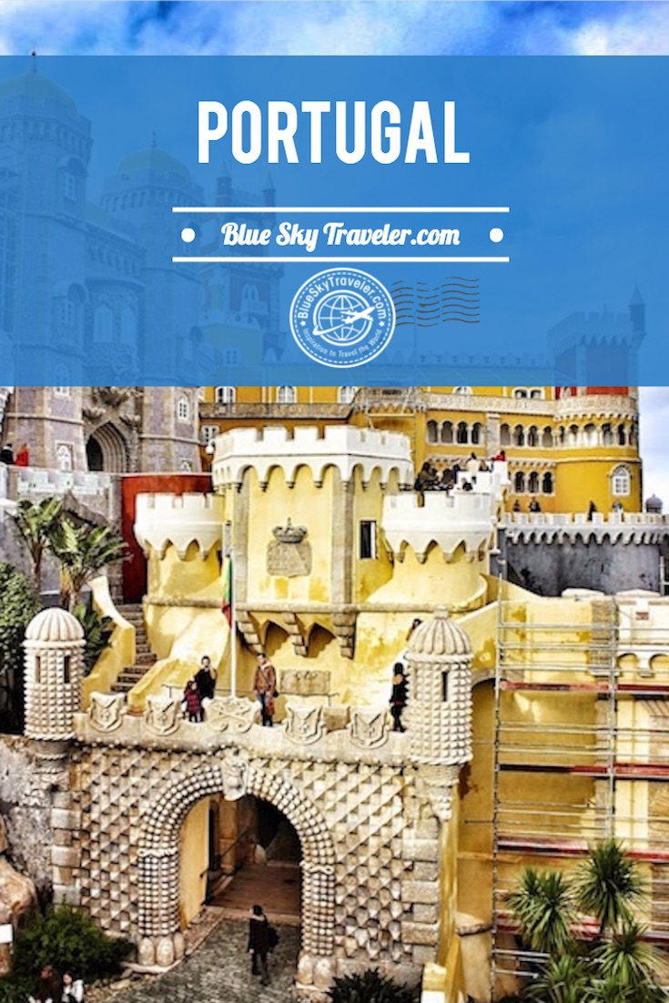 Inspiration for travel to Portugal ~ Europe's West Coast ~ Explore Lisbon, Sintra, Porto and the Algarve beaches. Plan your vacation.