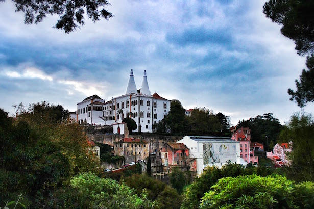 National Palace of Sintra in Portugal