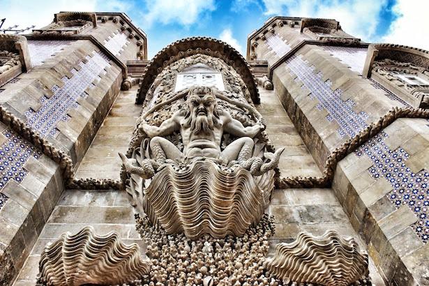 Pena Palace - Sintra Portugal