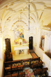 Quinta da Regliera Chapel