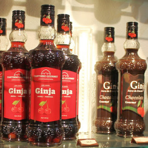 Ginja in Sintra Portugal