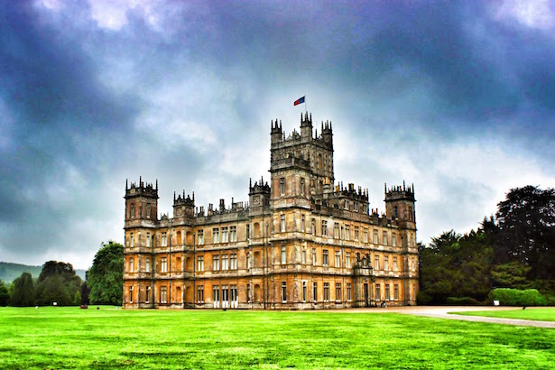 Oxford Day Trip: Highclere Castle