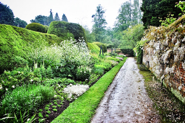 The Walled Garden at Highclere Castle