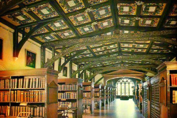 Duke Humphrey Library