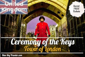 Tower of London: Ceremony of the Keys