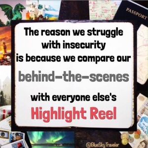 Quote: Insecurity