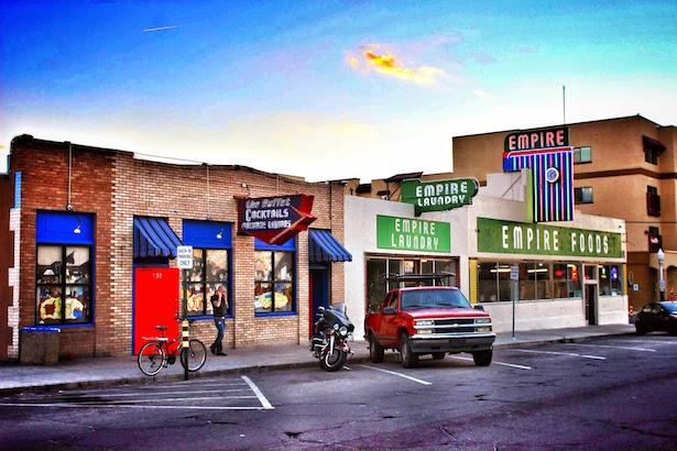 Tucson Restaurants - The Buffet